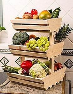 Obst Und Gemüse Aufbewahrung : obst und gem sehorde buchenholz root cellar kitchen pans and wood shelf ~ Whattoseeinmadrid.com Haus und Dekorationen