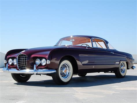 1953 Cadillac Series 62 By Ghia To Be At Carmel Mission