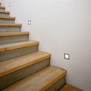 Indirekte Beleuchtung Treppe : inarte innenarchitektur neubau wohnhaus a 005 in worbis ~ Pilothousefishingboats.com Haus und Dekorationen