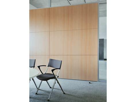cloison amovible acoustique de bureau en bois hrx by k 246 nig