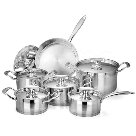 high quality bonding bottom stainless steel parini cookware buy parini cookwarefrench