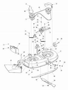 Cub Cadet Lt1050 Parts Diagram
