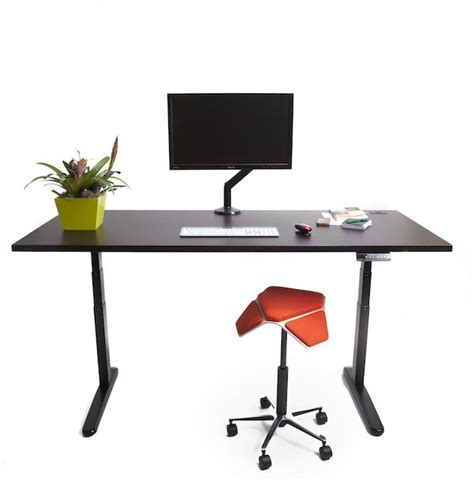 Office Depot Standing Desk Chair by Ergo Depot Jarvis Standing Desk The Best Value In