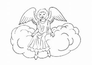 Engel Auf Wolke Schlafend : engel ausmalbilder ausdrucken weihnachtsengel und schutzengel ~ Bigdaddyawards.com Haus und Dekorationen