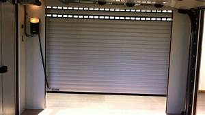 Porte de garage enroulable pose par apg acces portes de for Porte de garage enroulable avec porte de garage pvc