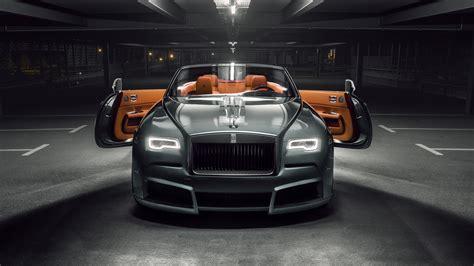 Rolls Royce Dawn Overdose By Spofec 2017 4k Wallpapers