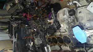 Step 5  Engine And Ecu Change From 2 0 Fsi To Gti   Vw Rabbit Forum    Vw R32