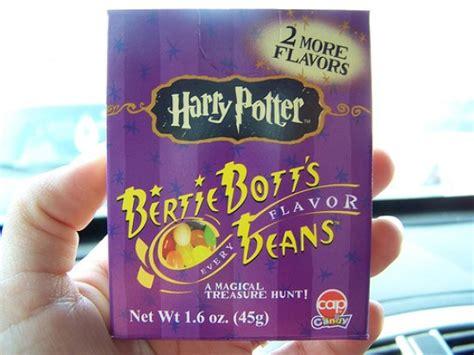 Bertie Bott's Every Flavor Beans - Walyou