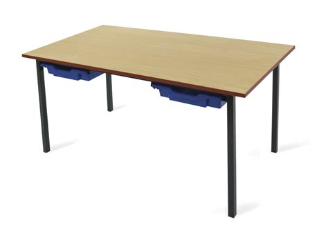 student desk organizer tray classroom tables with trays the ideal table with