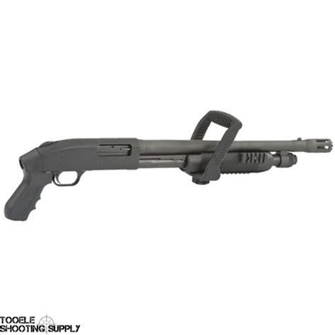 Mossberg 500 Chainsaw 12 Gauge Pistol Grip Shotgun with 18 ...