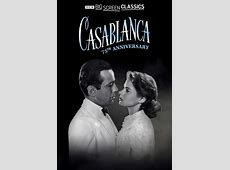 Casablanca in Theaters Fathom Events