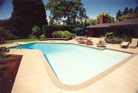 resurface aggregate pool deck repair options for concrete pool decks golden pool
