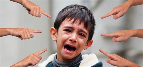 mobbing ist kein problem das kindern ausgeht andreas