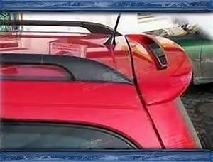 Vauxhall Astra G Mk4 Roof Spoiler Estate