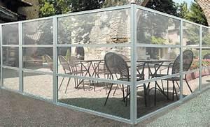 Pare Vent Terrasse Plexiglas : code fiche produit 15371800 ~ Melissatoandfro.com Idées de Décoration