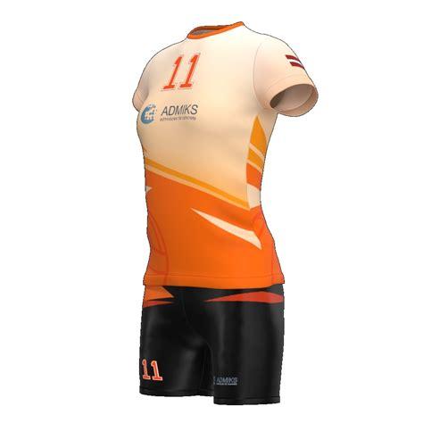 Volejbola formas - Personalizēts sporta apģērbs | MINTprint