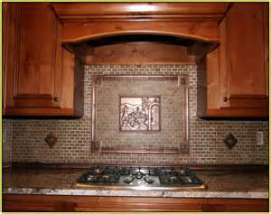 pictures of tile backsplashes in kitchens copper backsplash tiles for kitchen home design ideas