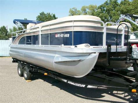 22 Bennington Pontoon Boat Weight by Bennington 22 Ssx Pontoon Boats Used In Kennewick Wa Us
