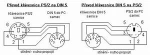 Ps2 Male Connector Wire Diagram