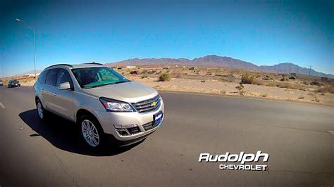 Rudolph Chevrolet  Traverse $24,995 Spanish 15 Youtube