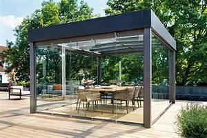 Terrassenüberdachung Aus Aluminium : solarlux terrassen berdachung hamburg pinneberg ~ Whattoseeinmadrid.com Haus und Dekorationen