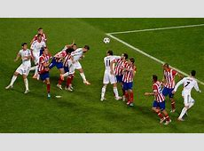Sergio Ramos Real Madrid Atletico Champions League final