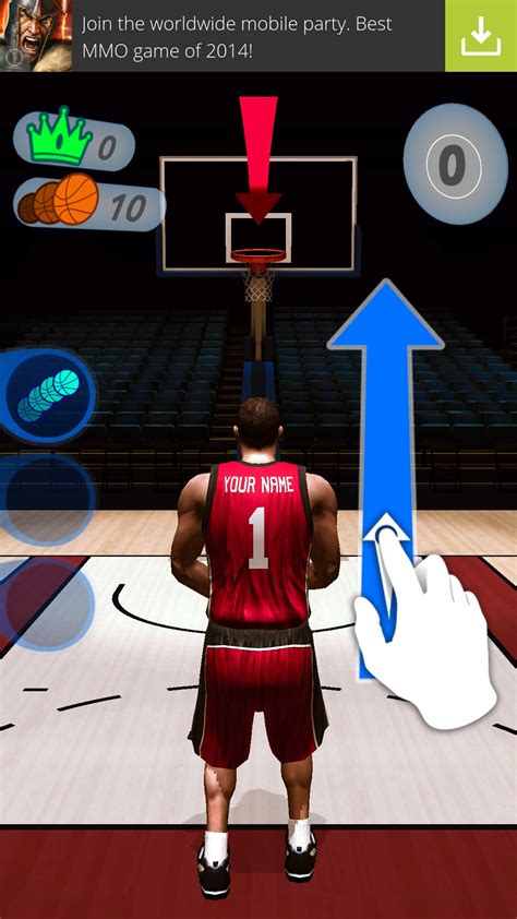 star basketball games  android