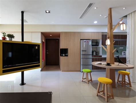 comfortable practical  welcoming apartment  taiwan