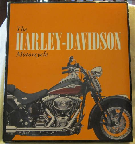 Book Harley Davidson by The Harley Davidson Motorcycle Book Ebay