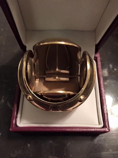 harry potter wedding ring box harry potter with golden snitch ring box goes viral