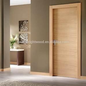 Prix D Une Porte De Chambre : moderne int rieur porte en bois designs h tel porte de la ~ Premium-room.com Idées de Décoration