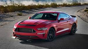Ford Mustang RTR gets styling upgrades & adjustable sway bars - Autodevot