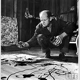 Jackson Pollock | 1234 x 1280 jpeg 223kB