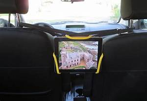 Tablette Siege Auto : conception support tablette universelle pour le divertissement en voiture si ge arri re ~ Dode.kayakingforconservation.com Idées de Décoration