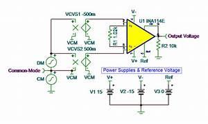 A Six-sided Puzzle  Vcm Vs  Vout Plots For Instrumentation Amplifiers - Precision Hub