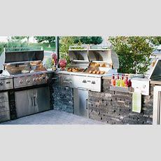 Outdoor Kitchen Appliances  Factory Builder Stores