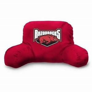 15 best arkansas razorback bedding images on pinterest With college bed rest pillow