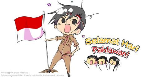 WELCOME TO INDONESIAN NATIONAL HEROES DAY 66