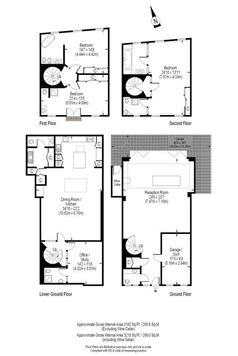Leinster Mews, W2 | House for rent in Bayswater