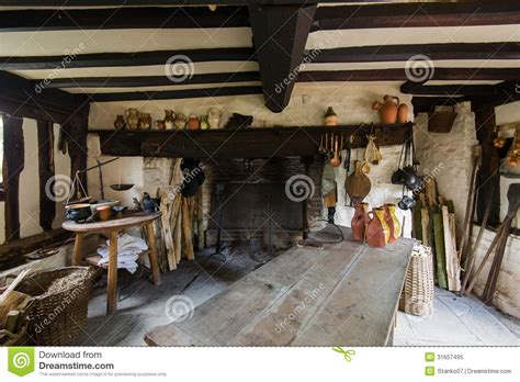 Rustic Fireplace Tools by Rustic Kitchen Stock Image Image Of Historic Cooking
