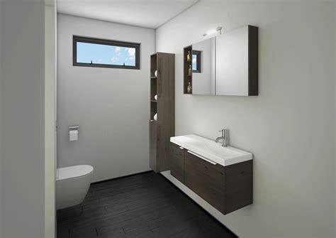 Narrow Bathrooms By St Michel (nz