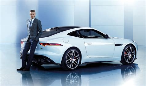 Beckham Car by David Beckham To Serve As The Of Jaguar In China