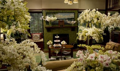 Home Interior Flower Pictures :  The Great Gatsby