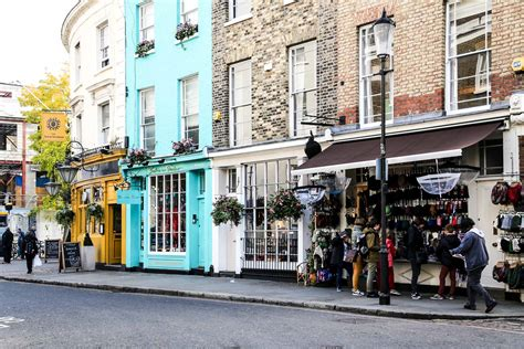 Notting Hill, London: A Photo Series - The Wanderblogger