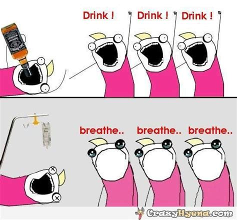 New Years Eve Memes - every new year s eve drink then breathe