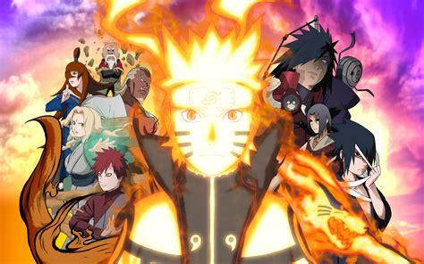 Naruto Shippuden Wallpaper Themes Hd #5684 Wallpaper