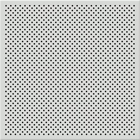 window treatments for windows toptile white 2 ft x 2 ft perforated metal ceiling tiles