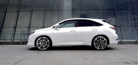 Lexus Rx Wald International