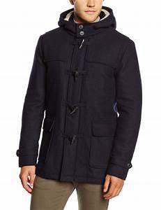 Manteau Duffle Coat Homme : selected 16046079 manteau imperm able duffle coat ~ Melissatoandfro.com Idées de Décoration