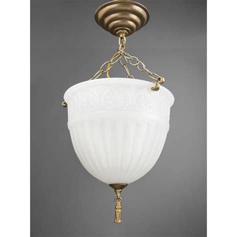 peerlite milk glass hanging pendant light from piatik on